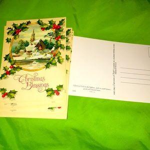Vintage Christmas Post cards
